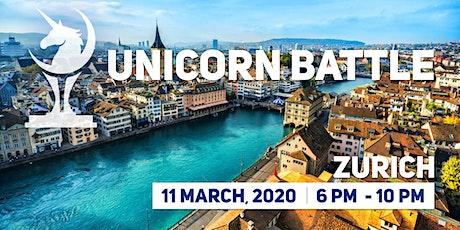 Unicorn Battle in Zurich tickets