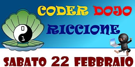 CoderDojo Riccione #24 biglietti
