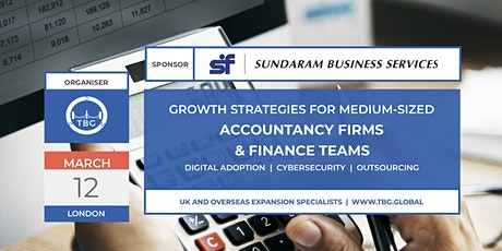 Growth Strategies For Accountancy Firms and Finance Teams tickets