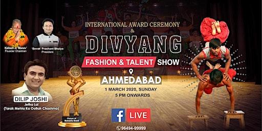 International Award Ceremony and Divyang Fashion & Talent show