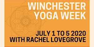Winchester Yoga Retreat