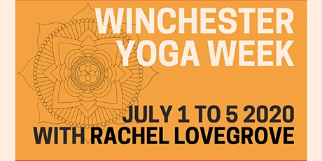 Winchester Yoga Retreat tickets