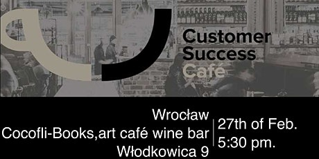Customer Success Café Wrocław Tickets