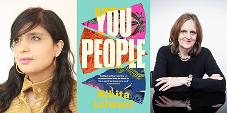 You People: Nikita Lalwani & Tessa Hadley tickets
