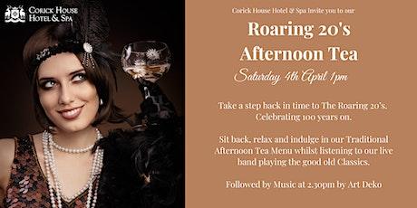 Roaring 20's  Afternoon Tea tickets