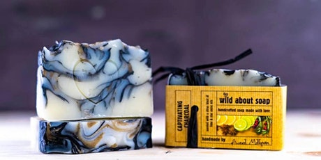 Soap Making Demonstration with Averil Milligan 'Wild About Soap ' tickets