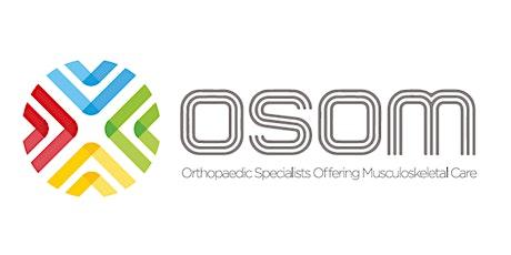 OSOM - Upper Limb Teaching Event tickets