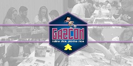 GAZCON 2020 - Board Game Event tickets