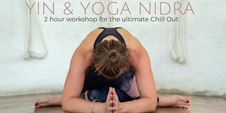 Yin & Yoga Nidra Workshop tickets