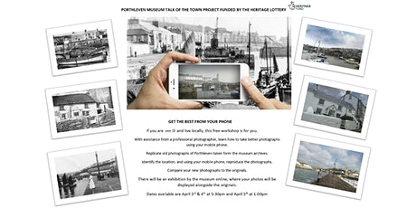 Photography Course (Live local & 18+) GET THE BEST FROM YOUR PHONE tickets