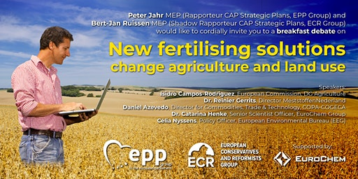 New fertilising solutions change agriculture and land use