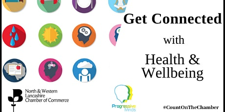 Get Connected with Health & Wellbeing tickets