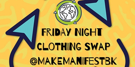 Friday Night Clothing Swap tickets