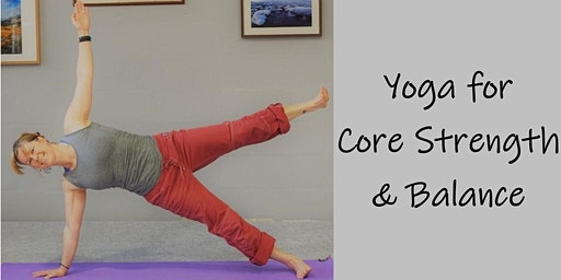 Zen Yoga for Core Strength & Balance