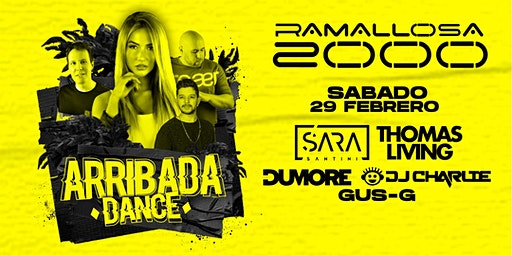 Arribada Dance en Ramallosa 2000