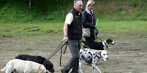 Dog Behaviour Clinic with Vic Barlow, the Dogfather