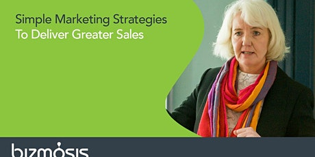 Simple Marketing Strategies For Greater Sales tickets