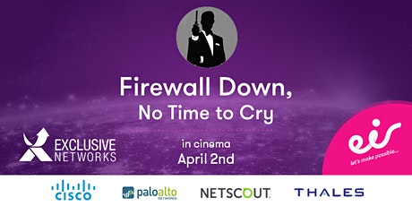 Firewall Down - No Time to Cry tickets
