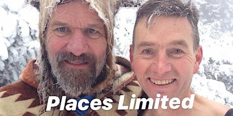 Wim Hof Fundamentals Workshop - Roscommon tickets