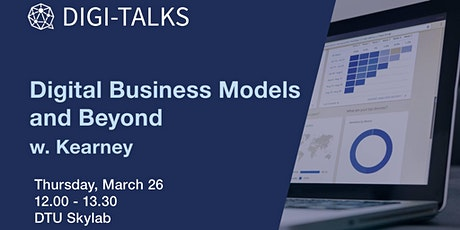 Digital Business Models and Beyond tickets
