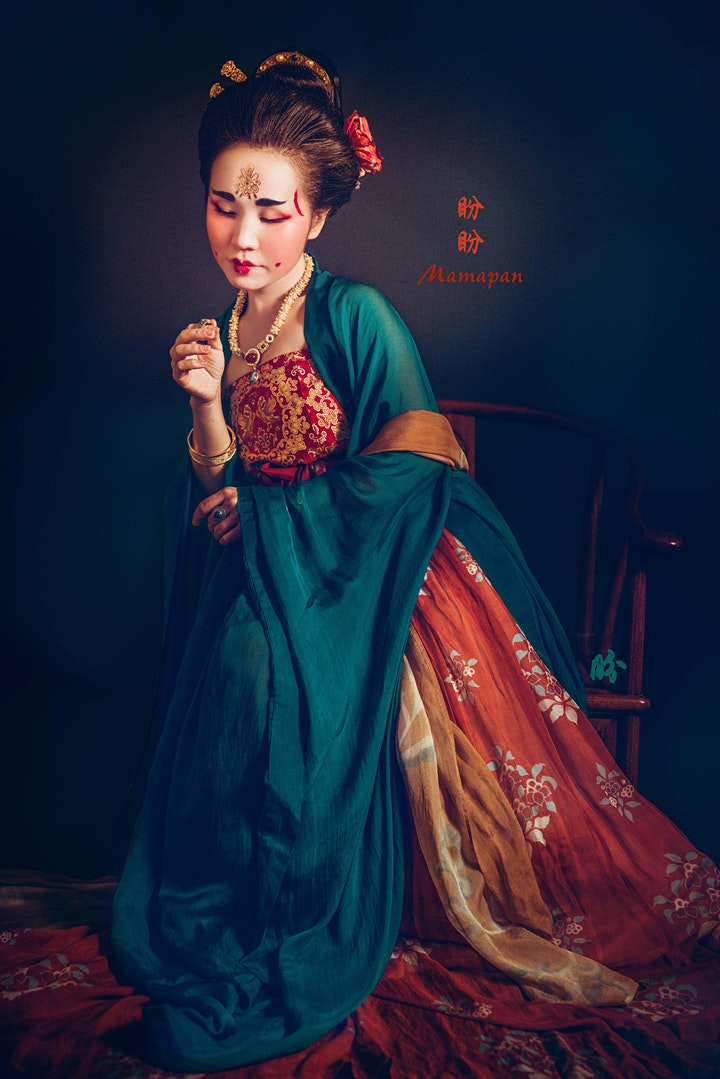 Origins of the Geisha: Women and Art in Tang China image