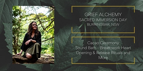 Grief Alchemy Sacred Immersion Day tickets