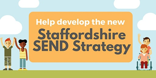 Help Develop Staffordshire's Special Educational Needs and Disabilities Strategy
