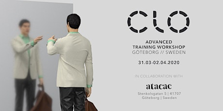 CLO Europe ADVANCED PUBLIC TRAINING WORKSHOP  tickets
