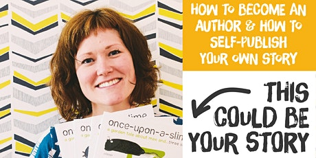 HOT Networking: Become An Author - self-publishing with Fi & Books tickets