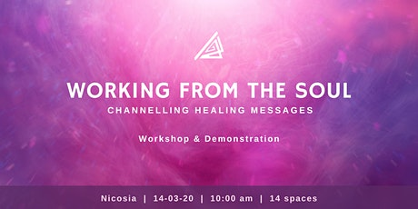 Working from the Soul - Workshop & Demonstration tickets