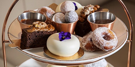 The Bloomsbury Edition: Charbonnel et Walker Afternoon Tea tickets