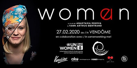 Avant-Première + débat: Woman | Bruxelles billets