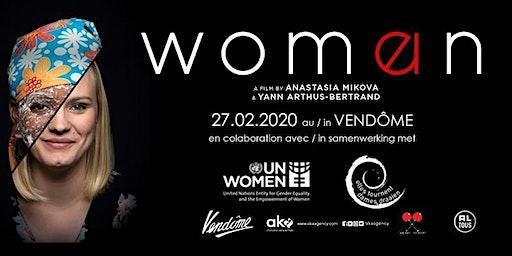 Avant-Première + débat: Woman | Bruxelles