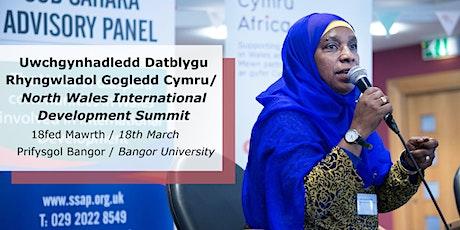 North Wales International Development Summit / Uwchgynhadledd Datblygu Rhyngwladol GogleddCymru tickets