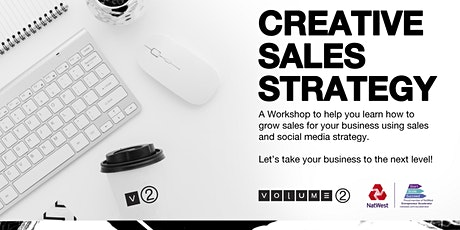Creative Sales Strategy  tickets