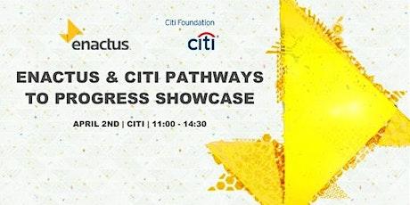 Enactus & Citi Pathways to Progress Showcase 2020 tickets