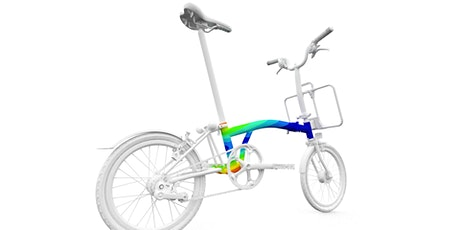 Simulation Driven Design Workshop from Altair & Brompton Bicycle tickets