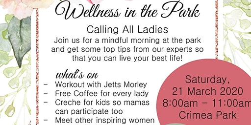 Wellness in The Park - FREE EVENT