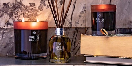 Get Your Home Spring Ready With Cambridge Molton Brown tickets