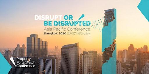 Property Portal Watch Conference Bangkok 2020