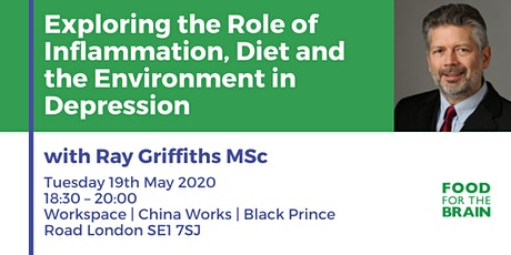 Exploring the Role of Inflammation, Diet and the Environment in Depression tickets