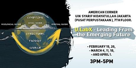 U.Lab MOOC American Corner UIN Jakarta tickets