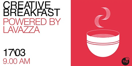 Creative Breakfast con Francesco Fornaro Powered by Lavazza biglietti