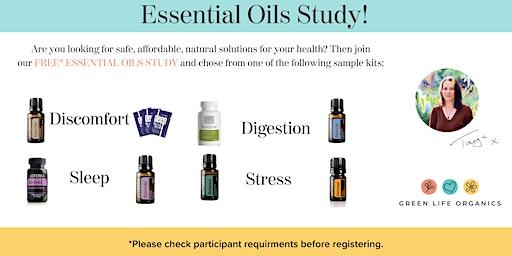 Essential Oil Pre-Study Kick Off Event - LIVE Carlisle