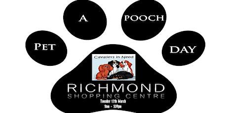 Pet A Pooch Pop Up Event - Richmond Centre tickets