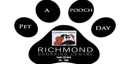 Pet A Pooch Pop Up Event - Richmond Centre