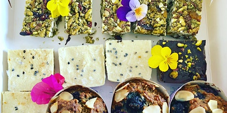 VIRTUAL Superfood Cooking Class  - Sweet treats and wholesome dishes tickets