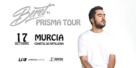 """BERET """"PRISMA TOUR"""" EN MURCIA entradas"""