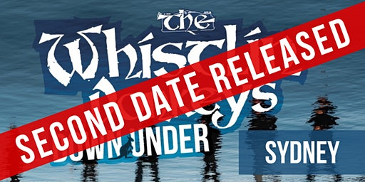 The Whistlin' Donkeys - Down Under - Sydney  - Paddo RSL - EXTRA DATE