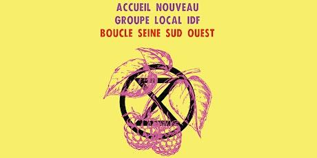 Réunion  Accueil Nouveaux.elles Extinction Rebellion (Paris 16) billets